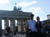 Unser Ziel: Brandenburger Tor