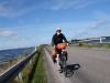 Fahrt auf Mön/Dänemark