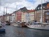 Der Nyhavn in Kopenhagen