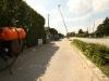 Schilderwald auf italienischen Radwegen