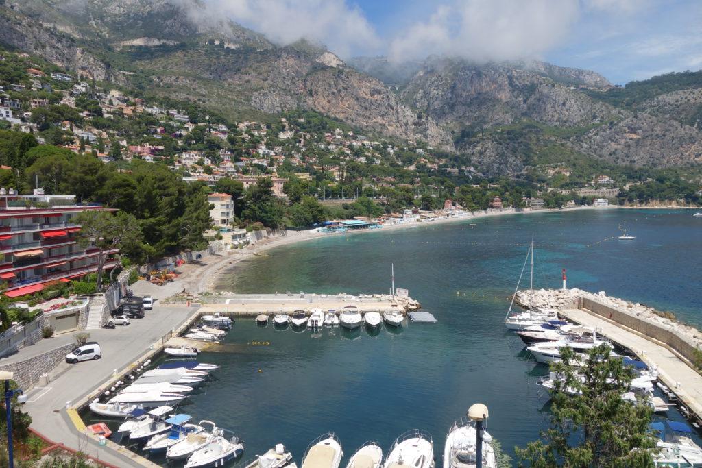Zwischen Nizza und Monaco